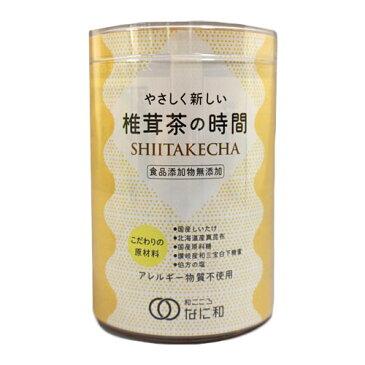 椎茸茶の時間 テトラパック 2g×14袋 - 浪花昆布茶本舗