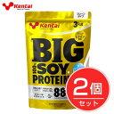 ケンタイ プロテイン BIG100% ソイプロテイン プレーン 3kg×2個セット - 健康体力研究所 (kentai) その1
