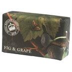 English Soap Company Luxury シアソープ フィグ&グレープ 240g - 三和トレーディング