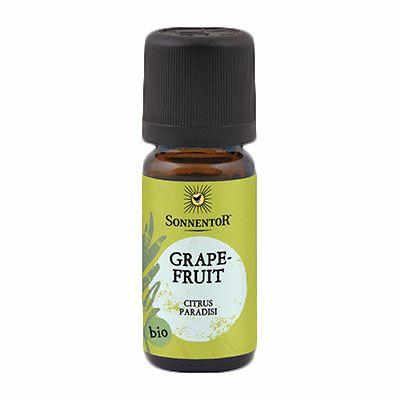 オーガニック エッセンシャルオイル グレープフルーツ / 本体 / 10ml / ほんのりとした苦みがある甘酸っぱい香り