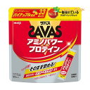 ザバス(SAVAS)アミノパワープロテインパイナップル4.2g×33本- 明治