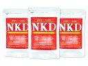 毎日スッキリ! 植物性ナノ乳酸菌NKD+ビタミンD(90粒3...