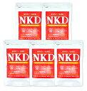毎日スッキリ!植物性ナノ乳酸菌NKD+ビタミンD 90粒×5...