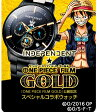 ONE PIECE グッズ ワンピース 腕時計 ワンピース・プレミアムコレクション INDEPENDENT(インディペンデント) × 『ONE PIECE FILM GOLD』公開記念 スペシャルコラボ ウオッチ 限定5000点 iei-50081 【RCP】【新生活 母の日 ギフト】【P02】【送料無料】