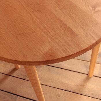 カフェテーブル/オーク材(60×60cm)[dinningtable20]
