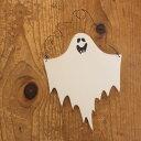 ゴースト オーナメント [メール便で送料無料!] ハロウィン かぼちゃ 飾り オバケ 置物 デ...
