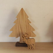 クリスマスツリー オブジェ インテリア