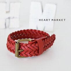 革ブレスレットD/RD小物/アクセサリー/ブレスレット【HEARTMARKET・ハートマーケット】