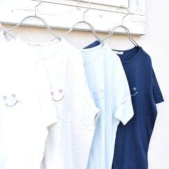 バックプリントビッグTeeレディース/トップス/Tシャツ/Tee/BIG/プリント/フリー/刺繍/夏【HEARTMARKET・ハートマーケット】