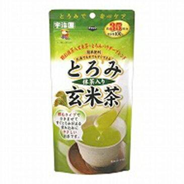 【介護食 とろみ とろみ剤 簡単 嚥下障害】宇治園 とろみ抹茶入り玄米茶