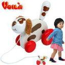 知育玩具 木のおもちゃ VOILA プルアロングペット