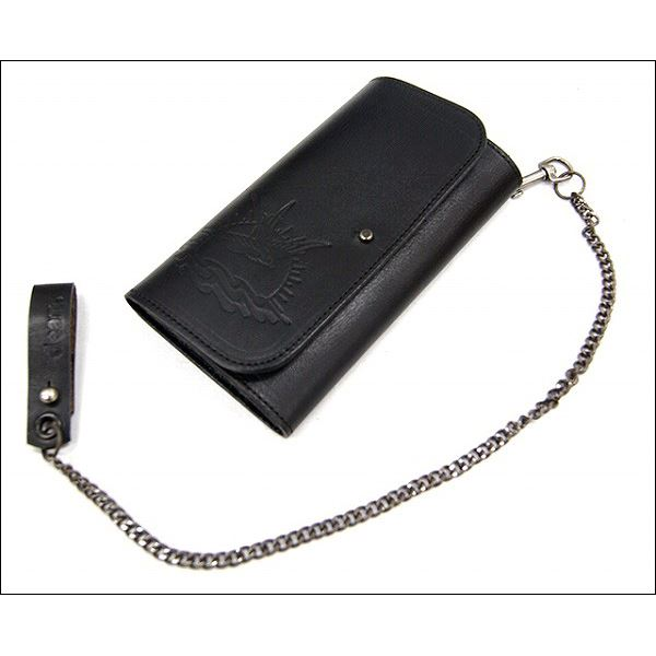 dean. pirates chain wallet パイレーツウォレット(original):ハートドロップ