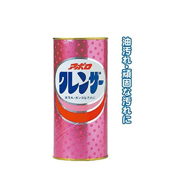 アポロクレンザー400g 【(24本×10ケース)合計240本セット】 30-358:ハートドロップ