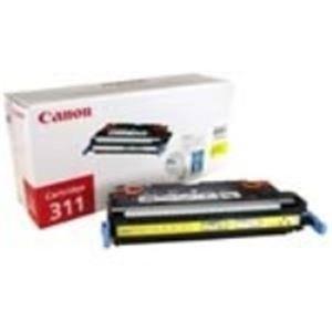 (業務用2セット)Canon(キャノン)トナーカートリッジCRG-311YELイエロー【×2セット】