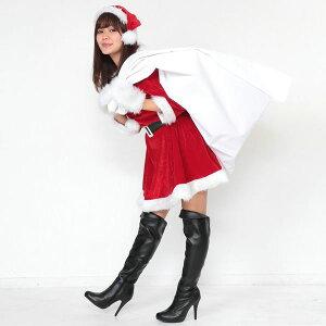 8b2c98933e5c3 ... クリスマスコスプレ衣装まとめ買い5着セット Peach×Peachレディースラブリーサンタクロースサンタ ...