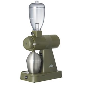 Kalita(カリタ) コーヒーグラインダー NEXT G(AG) アーミーグリーン 61090:ハートドロップ