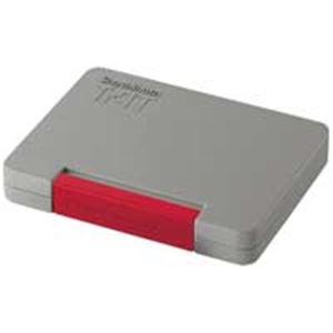 (業務用20セット) シヤチハタ スタンプ台 多目的 ATGN-3-R 赤:ハートドロップ