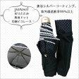 〇【あす楽対応】日傘折りたたみ無地ドット切継ピコ親骨 50cm