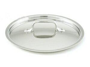 日本未発売 All-Clad Stainlessオールクラッド ステンレス 8inch フライパン・リッド 20cm...
