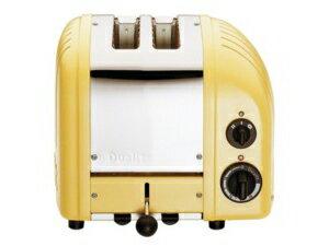 日本未発売 6ヶ月保証 Dualitデュアリット クラシック・トースター 2枚切り (黄色)