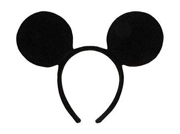 elope ディズニー ミッキーマウスのカチューシャディズニー公式ライセンス・アイテム ミッキーの耳