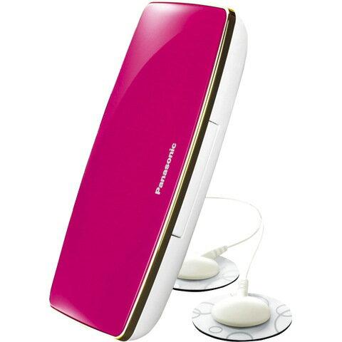 【Panasonic/パナソニック】 低周波治療器 ポケットリフレ ビビッドピンク EW-NA25-VP