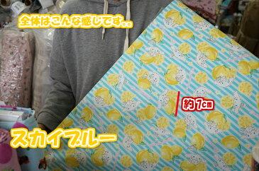 サンリオ シナモロール 2色 オックス /生地/布/綿/キャラクター/入園/入学/通園/バッグ/大人向け/SANRIO
