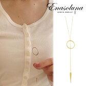 Enasoluna(エナソルーナ)Arrow necklace 予約【NK-1108】