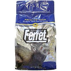 トータリー グロース&メンテナンスフォーミュラー 1.82kg/フェレットフード ふぇれっと えさ エサ 餌 主食 TOTALLY Ferret PREMIUM