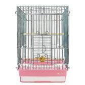 [鳥かご]35手乗り−G/ケージ ゲージ 鳥カゴ 鳥籠 バードケージ 鳥小屋 セキセイインコ オカメインコ 文鳥 鳥かごピンク 鳥かごホワイト 鳥かごブルー HOEI