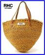 ORENGE【RHC Ron Herman [ロンハーマン] かごバッグ かごバック 鞄】【中古】