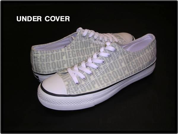 メンズ靴, スニーカー L UNDERCOVER GROUPIE