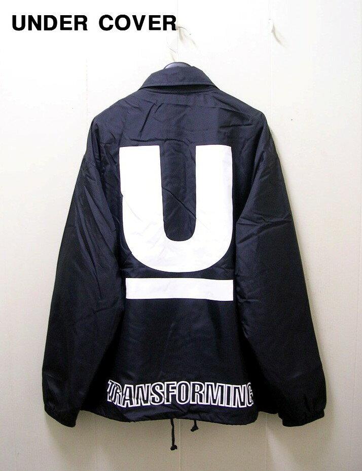メンズファッション, コート・ジャケット 1 3 D.BLACKUNDER COVER LOOSEJKT U TRANSFORMING UNDERCOVER U FLEECE COACH JACKET