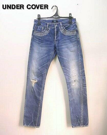メンズファッション, ズボン・パンツ 1 UNDER COVER DENIM PANTS C4521