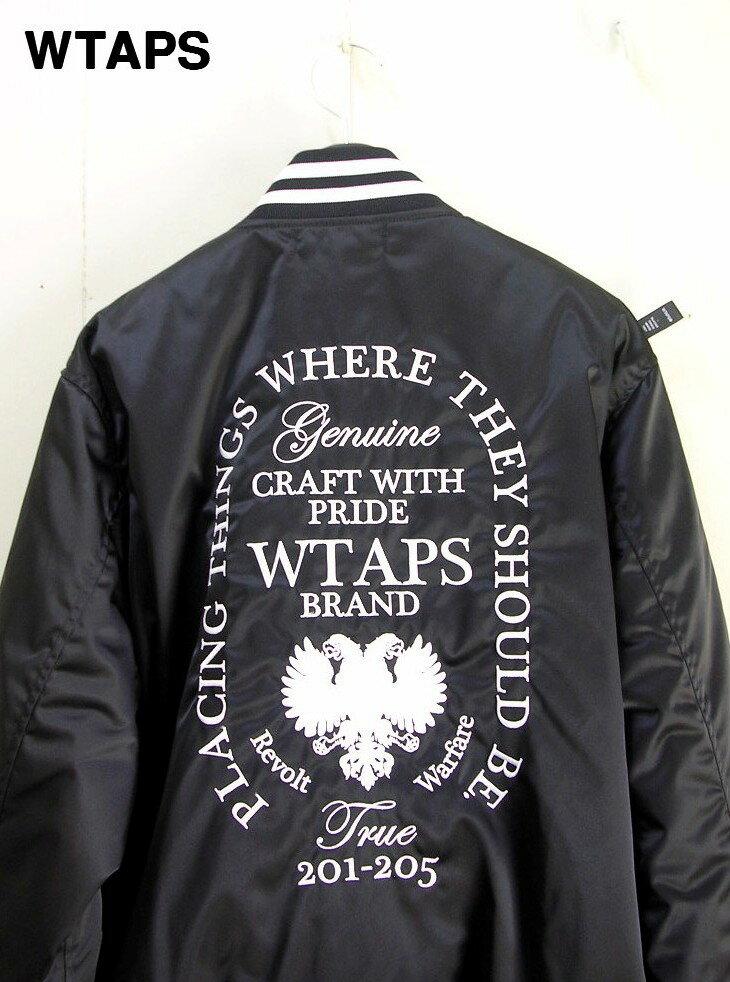 メンズファッション, コート・ジャケット M BLACKWTAPS 17AW TEAM JACKET