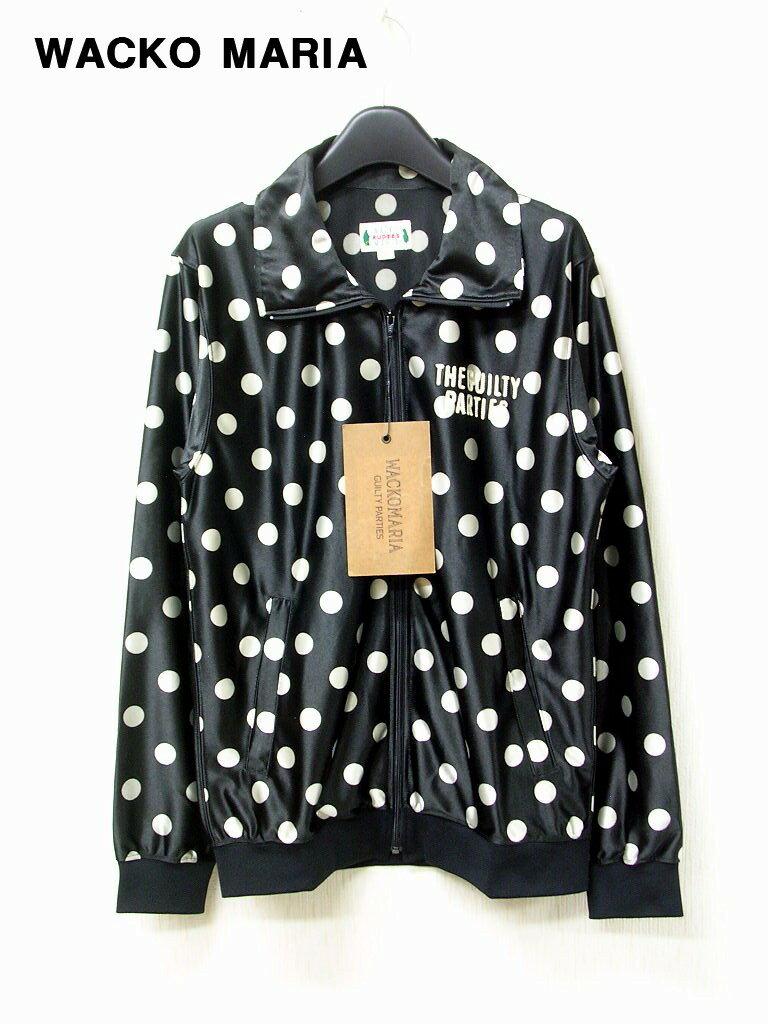 メンズファッション, コート・ジャケット M BLK-WHTWACKO MARIA 09AW-CUT-25 WACKOMARIA BLACK-WHITE