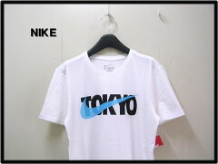 M 白 White【NIKE TOKYO Tシャツ ナイキ】ネイマール着
