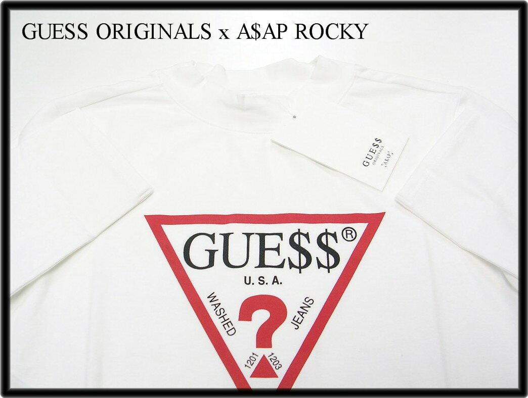 レディース M【GUESS オンライン ORIGINALS x A$AP ROCKY 3