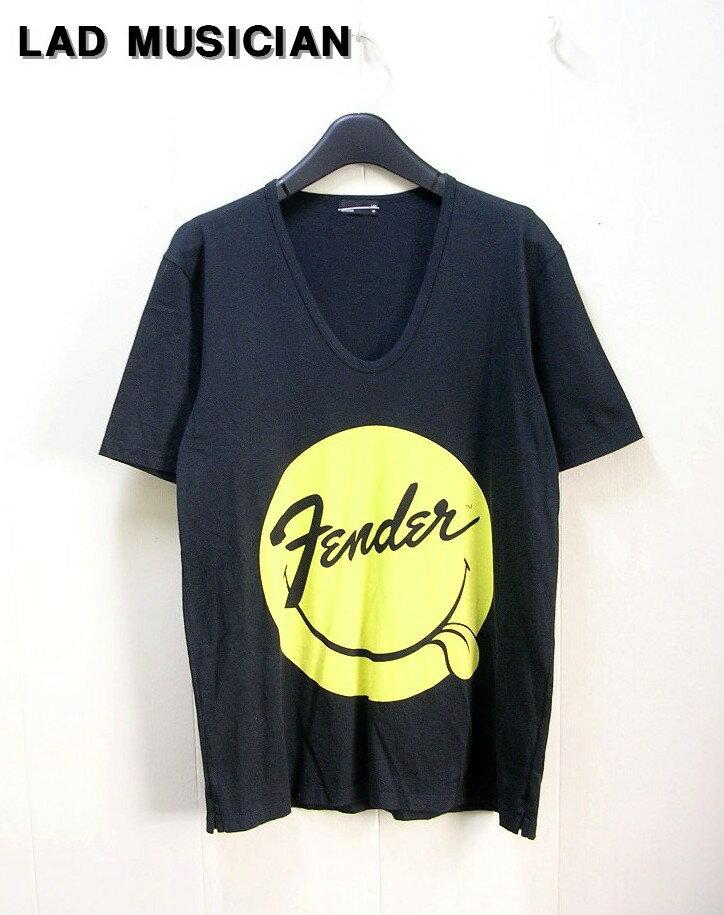 トップス, Tシャツ・カットソー 42 BLACK LAD MUSICIA Fender T