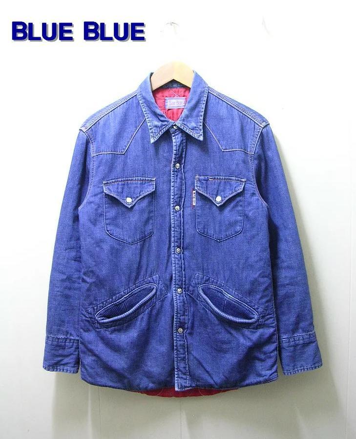 トップス, カジュアルシャツ 1(S) BLUE BLUE