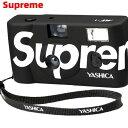 Black【Supreme 21ss YASHICA MF-1 Camera シュプリーム ヤシカ カメラ 黒 ブラック 2021ss】
