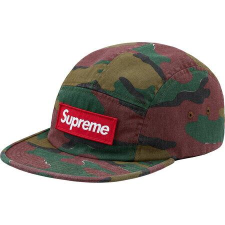 メンズ帽子, キャップ Jigsaw Camo 18ss Supreme Military Camp Cap