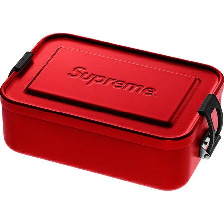 バッグ・小物・ブランド雑貨, その他 Red 18ss Supreme SIGG Small Metal Box Plus