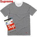 L 【Supreme/Hanes Checker Tagless T-Shirts シュプリーム/ヘインズ チェッカー Tシャツ】
