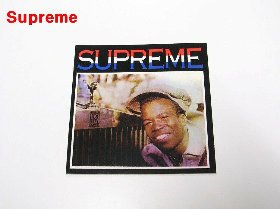 バッグ・小物・ブランド雑貨, その他 Supreme Barrington Levy Jah Life Shaolin Temple Sticker