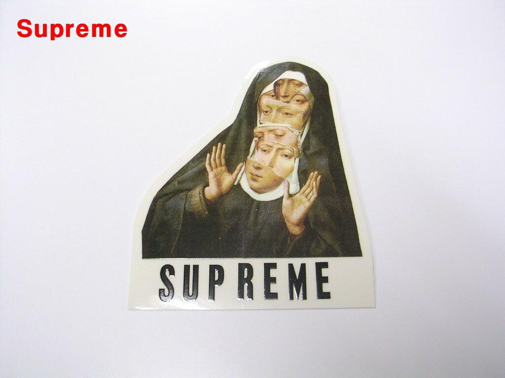 バッグ・小物・ブランド雑貨, その他  MULTISupreme Nun Sticker