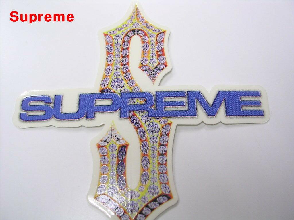 バッグ・小物・ブランド雑貨, その他 2018ssSupreme DIAMOND Sticker