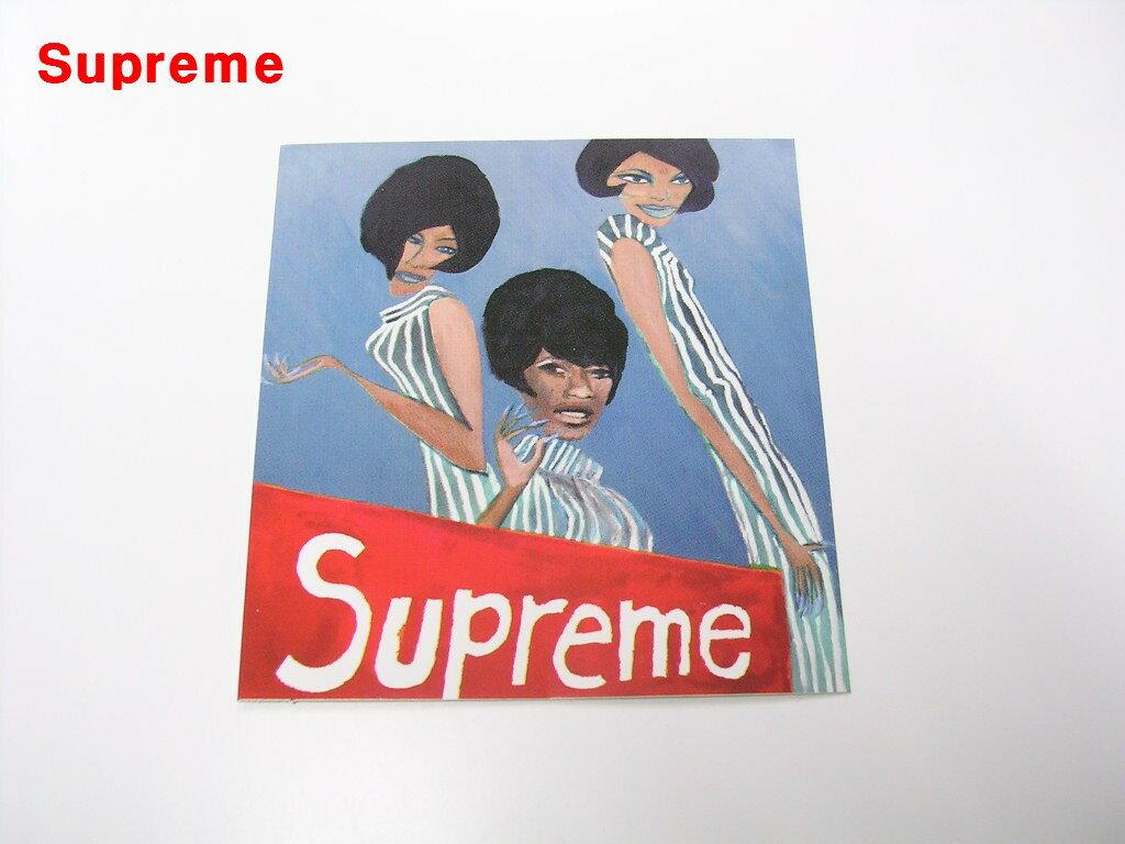バッグ・小物・ブランド雑貨, その他 MULTISupreme Group Sticker