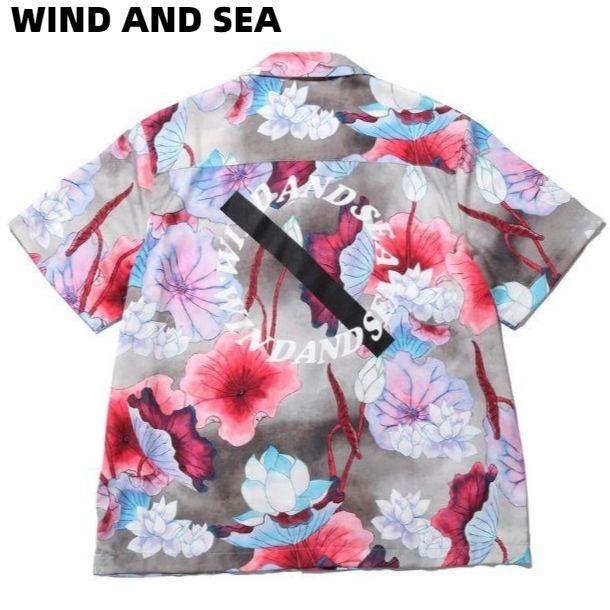 トップス, カジュアルシャツ LWIND AND SEA SATURDAYS SURF WDS CANTY VIVID LOTUS65279; LOTUS (SAT-2S-06)