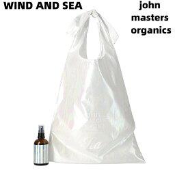 【John Masters Organics X WIND AND SEA JMO X WDS THE OTHER SIDE 3.4 FL OZ +ECO BAG / JMO X WAS (JMO-03) ジョンマスターオーガニック X ウィンダンシー ボディミスト ジ・アザーサイド 100mL X 1・コラボ限定エコバッグ X 1】
